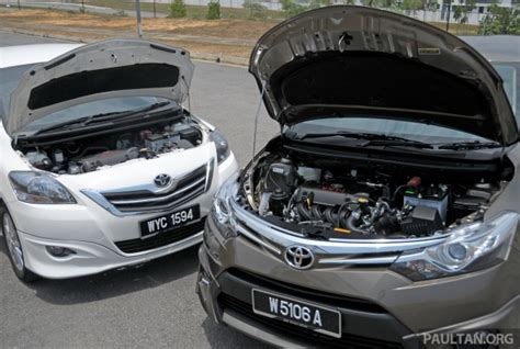 Engine Mountoing Vios 04 Lh 1 gallery 2012 and 2013 toyota vios side by side a list of changes