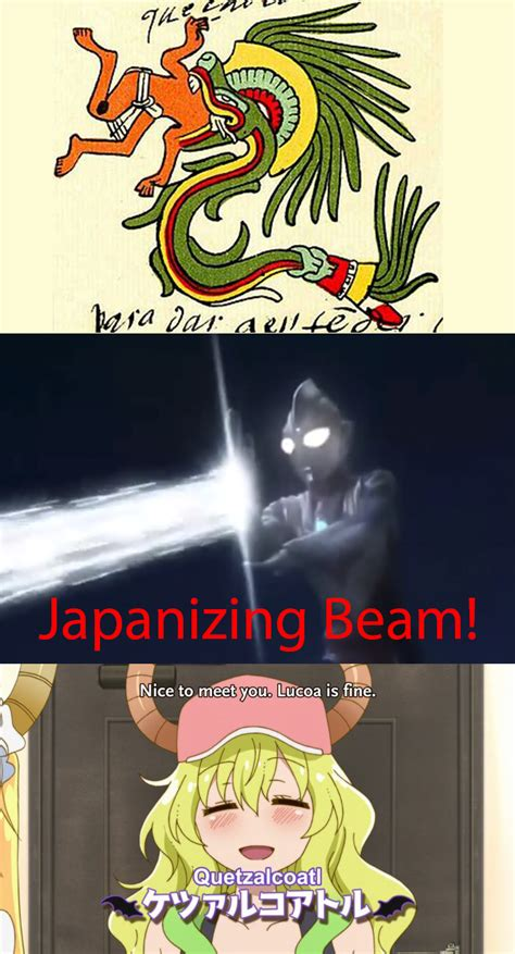 japanizing beam meme shows how japan can turn anything cute