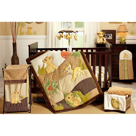 lion king baby bedding disney baby cinderella 7 piece crib set car interior design