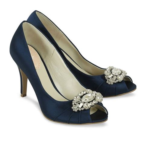Navy Wedding Shoes For by Best 25 Navy Wedding Shoes Ideas On Navy