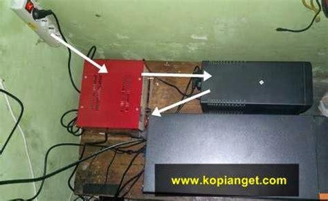 service ups dan stabilizer sepenting apakah penggunaan ups untuk komputer kopi anget