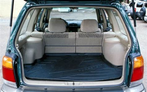 Subaru Forester Cargo Space Dimensions by Subaru Forester Cargo Space Dimensions Auto Express