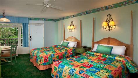 hotel rooms water caribbean caribbean resort walt disney world resort