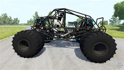 the truck bigfoot bigfoot truck for beamng drive
