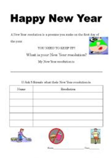 new year activities for elementary school search results for new year s resolution worksheets