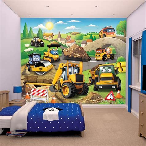Home Bedroom Interior Design by Childrens Bedroom Wall Murals Home Decor Interior Exterior