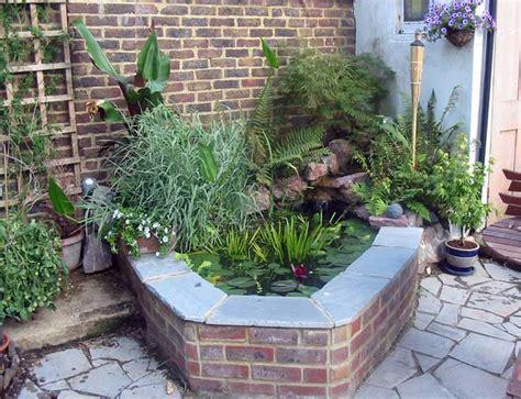 Small Garden Pond Design Ideas Pond Small Garden Landscaping Ideas 263 Hostelgarden Net
