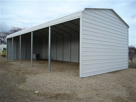 Metal Loafing Shed by Sheds And Building On