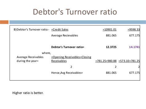 Credit Assessment Formula credit turnover days formula 28 images average payment