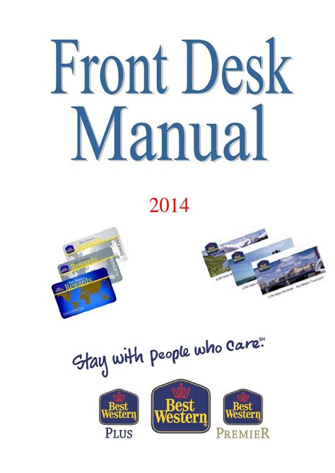 help desk training manual template front desk training manual sle hostgarcia