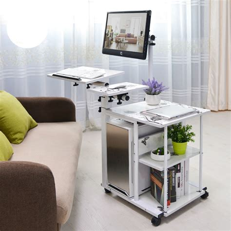 sale hanging simple bedside desk lazy desktop computer