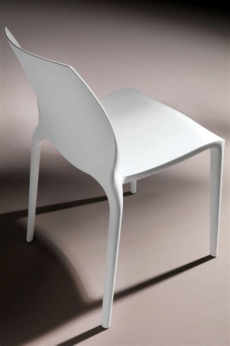 sedia arreda hidra sedia impilabile bontempi casa in polipropilene