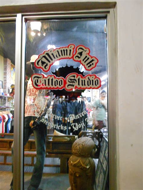 tattoo shops miami pin by ken ink on shops all the world