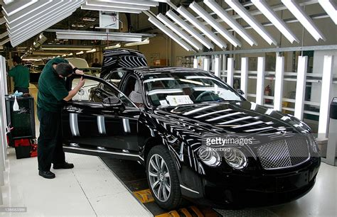 bentley continental car factory how it s made the w12 engine youtube production at bentley motors ltd plant getty images