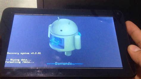 hard reset android que es hard reset tablet sin botones de volumen doovi