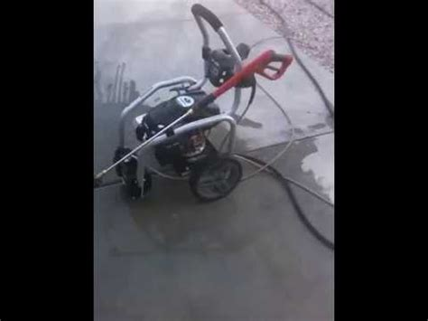 Subaru Pressure Washer Ea190v The Brand New Of Subaru Homelite Ea190v Pressure