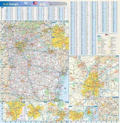 highway map of usa with states and cities large roads and highways map of state with