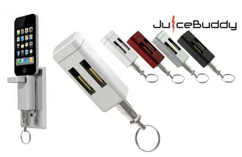 keyring iphone charger juicebuddy keychain iphone usb charger