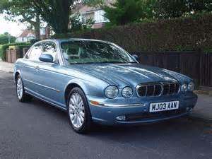 Jaguar Xj6 2003 Jaguar Xj6 V6 Se 6 Speed Auto 2003 Zircon Blue 163 4 350 00