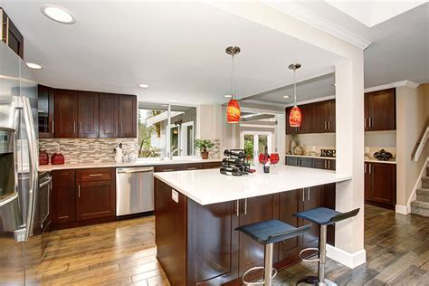 modern kitchen countertops and backsplash 53 high end contemporary kitchen designs with