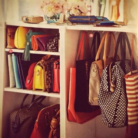 Tas Shoulder Bag Michael Kors Mk Collins Medium Cherry Authentic O espacio para guardar carteras ideas lindas