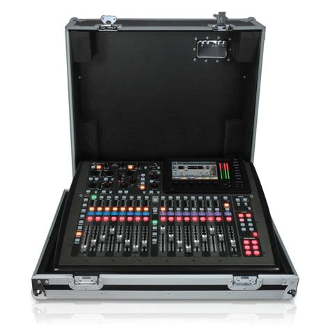 Mixer Behringer Mini behringer x32 compact tp digital mixer at gear4music