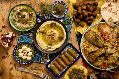 cucina palestinese 13 april middle east now