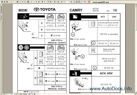 toyota camry 2006 2011 service manual rus repair manual order download