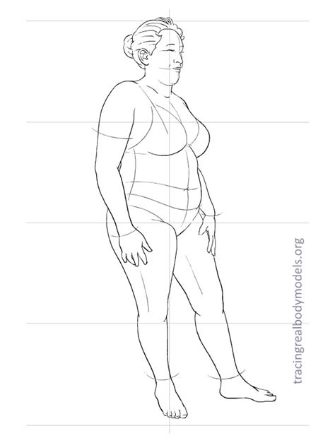 printable fashion templates tracing real models an alternative to the