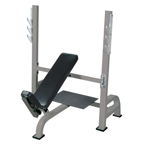 york benches york incline bench with gun racks sweatband com