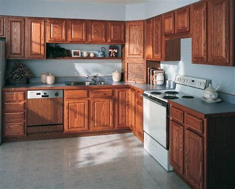 What To Clean Kitchen Cabinets With How To Clean Kitchen Cabinets With Vinegar Hunker