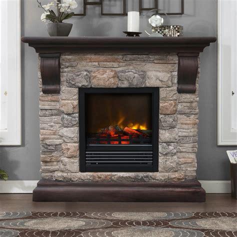 fieldstone fireplace electric fireplace wall units fieldstone electric