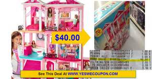 google home depot black friday ruuunn barbie dreamhouse only 40 00 was 180 00 at