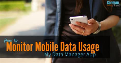 mobile data manager my data manager app a mobile data usage monitor german