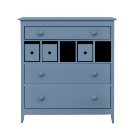 Cubby Dresser by Dressers Rosenberry Rooms
