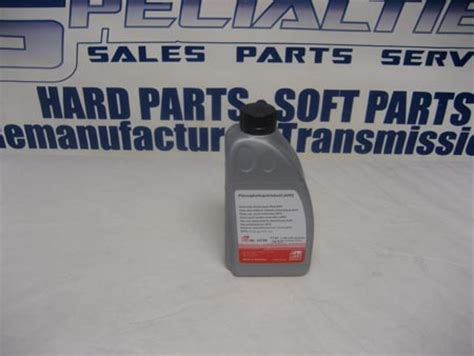 Jaguar Auto Transmission Fluid by Trans Specialties Products Gt Automatic Transmission