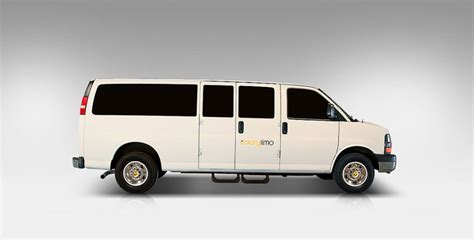 Passenger Van Rental Houston, Fully equipped   Best Rates