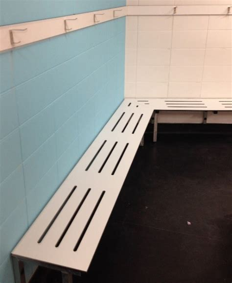 hale manufacturing offers  change room bench options