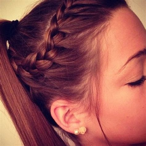 french braid hairstyles for girls trendy french braid hairstyles for 2014 pretty designs
