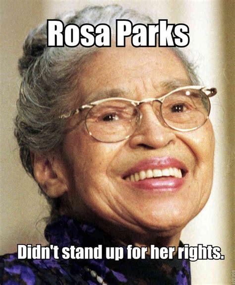 Rosa Parks Meme - rosa parks meme guy