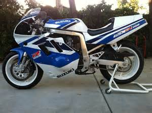1991 Suzuki Gsxr 750 2 Owner 1991 Suzuki Gsx R 750 With Just 6000