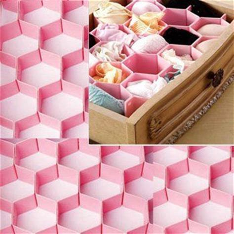 Sock Drawer Organizer Diy by Honeycombs Drawers And On
