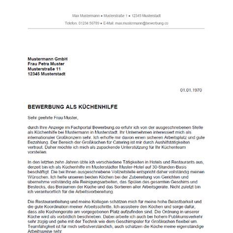Bewerbung Fsj Altersheim Bewerbung Als K 252 Chenhilfe Bewerbung Co