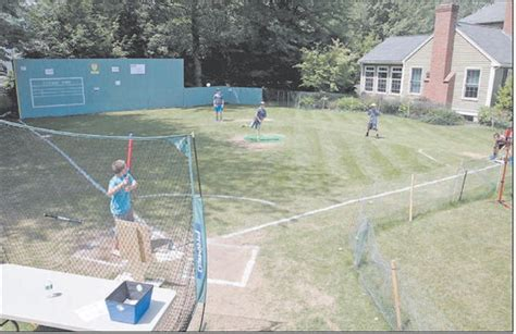 backyard wiffle ball league lancaster youths put down the ipads construct wiffle ball