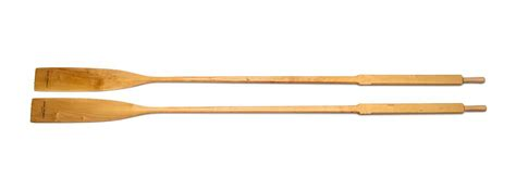 guide boat oars adirondack guide boat oars shaw and tenney