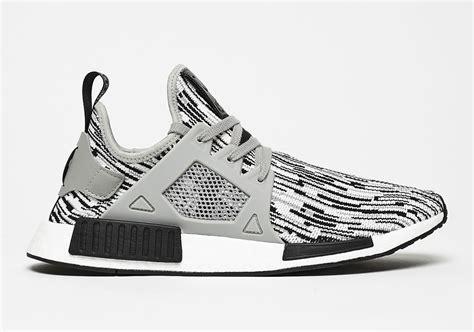 Grosir Adidas Nmd Xr1 Grey White adidas nmd xr1 glitch grey black white by1910 sneakernews