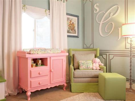pink and green baby room 25 modern nursery design ideas