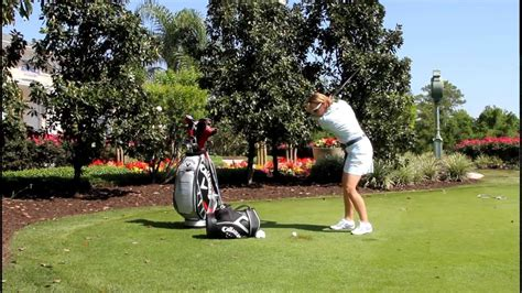 square to square golf swing youtube annika sorenstam golf swing youtube