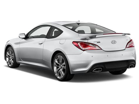 Hyundai Genesis 2 Door by 2015 Hyundai Genesis Coupe Pictures Photos Gallery