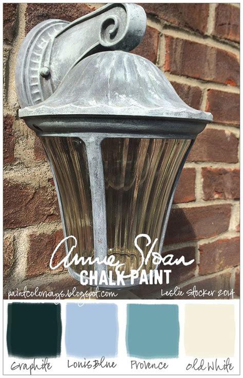 chalk paint light fixtures 1000 ideas about provence chalk paint on